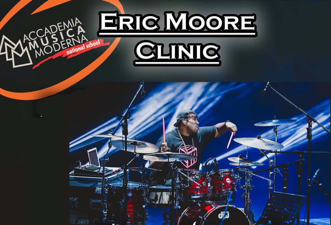 eric moore home