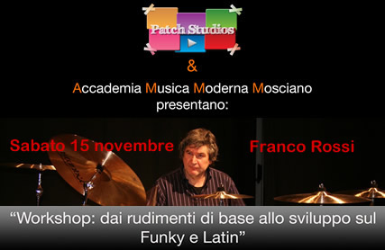 WORKSHOP FRANCO ROSSI MOSCIANO s