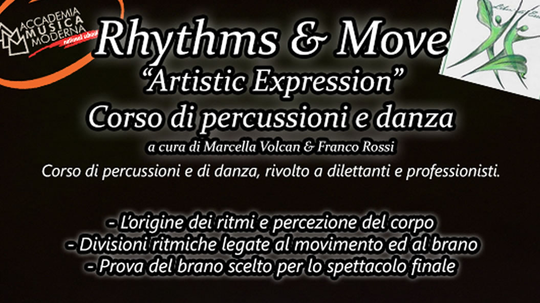 Danza Percussioni new